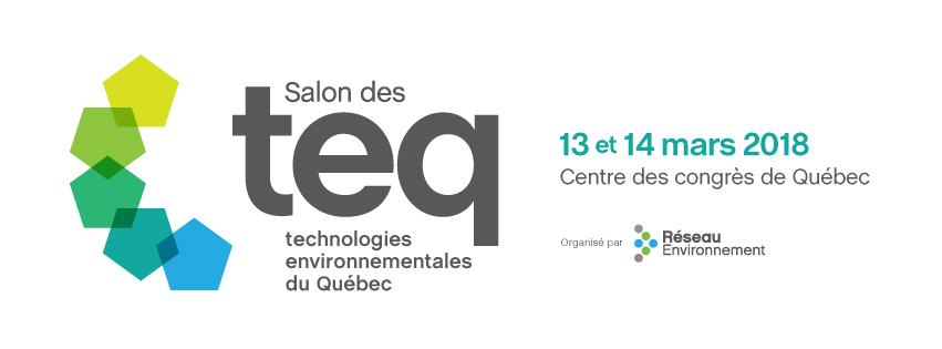 Salon des technologies environnementales du qu bec 13 14 for Salon des technologies